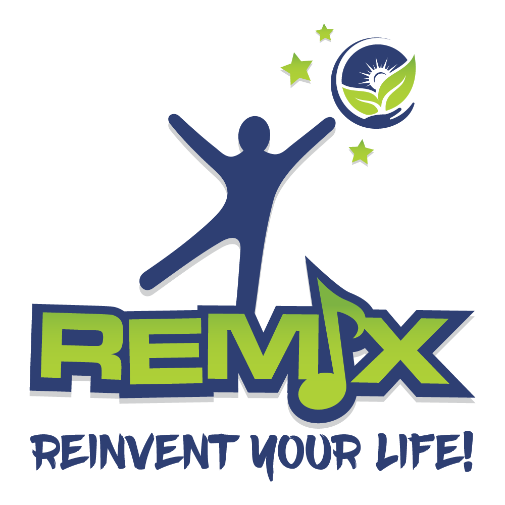 Remix Youth Clubhouse Logo